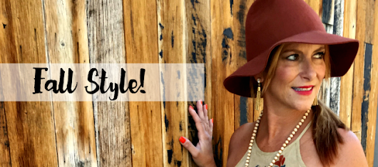 Fall Style: Ankle Boots, Hats & PajamaJeans for the Win!