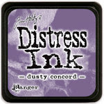 Ranger Ink - Tim Holtz - Distress Ink Pads - Mini - Dusty Concord