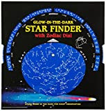 Star Finder with image of constellations in blue