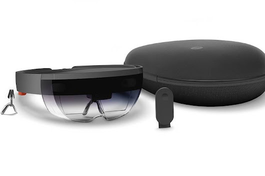 Microsoft HoloLens Is Available to Software Developers