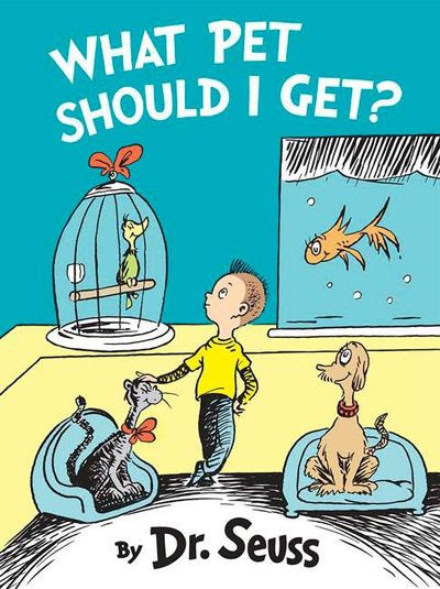 This Dr. Seuss fan and dog lover will pass