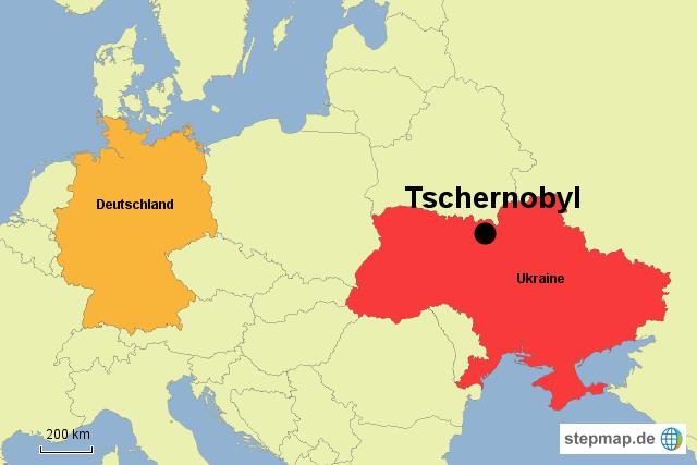 Tschernobyl Karte.Tschernobyl Karte Karte