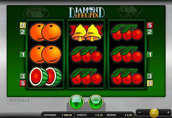 Diamond and fruits merkur casino slots tokens app flash