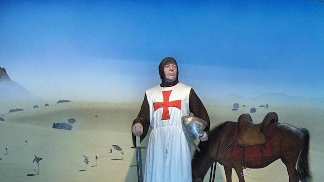 The Knights Templar Shows How to Fight ISIS and Win