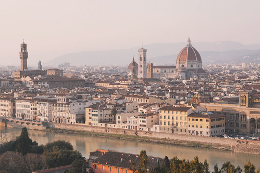 La dolce vita fiorentina - Florence in two days itinerary - sweet/escapes