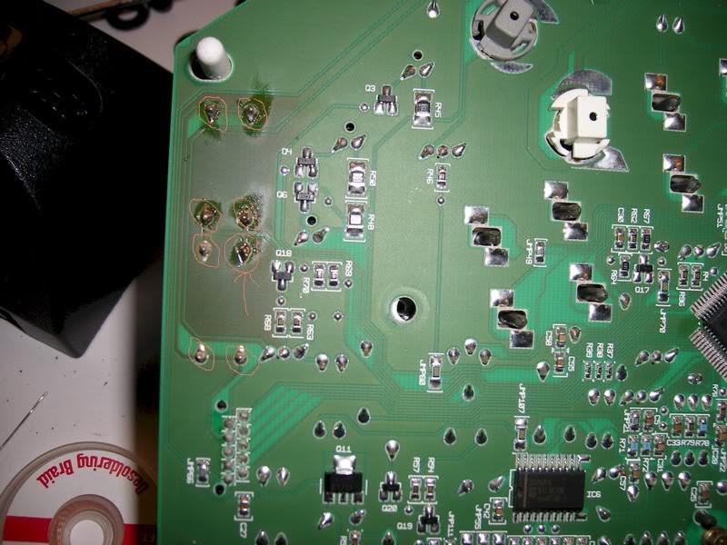 ford cluster board repair