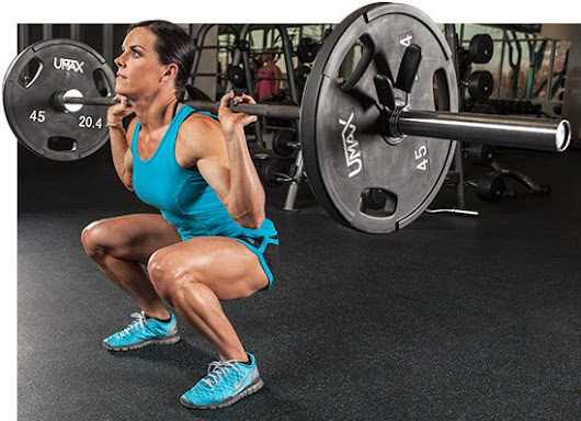 8 Reasons Women Should Lift Weights