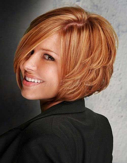 25 Best Layered Bob Pictures   Bob Hairstyles 2018   Short ...