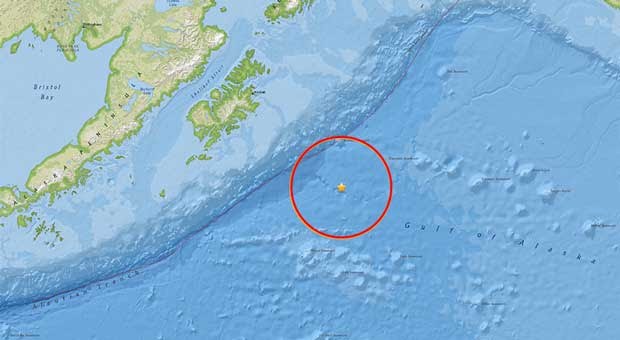 increased tremors along the ring of fire have been felt as the alert was triggered