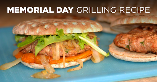 Looking For an Eye-Healthy Recipe for Memorial Day?