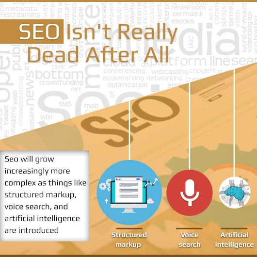 SEO Isn't Really Dead After All - Affordable SEO Company for Small Business