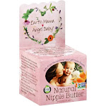 Earth Mama Angel Baby Nipple Butter, Natural - 2 fl oz