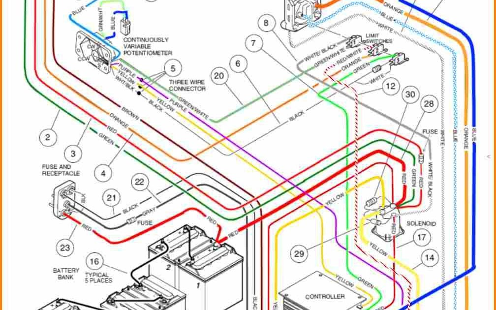 Generator Electric Start Wiring Diagram