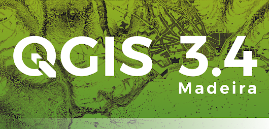 QGIS 3.4 Madeira is released!