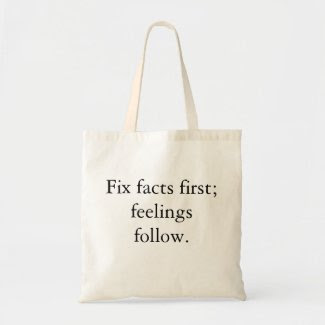 Fix Facts First Tote