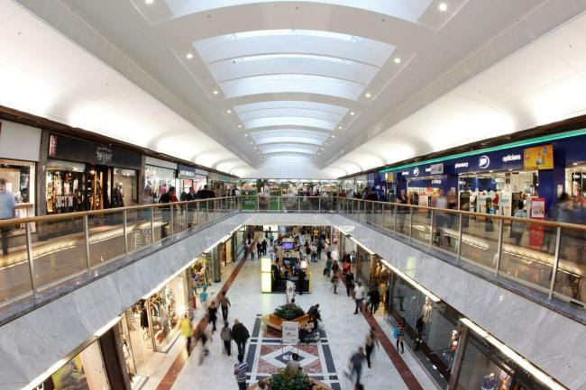 Brent Cross shopping centre was named as Barnet's number one hotspot for shoplifting