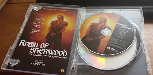 Robin of Sherwood: 30 years later!