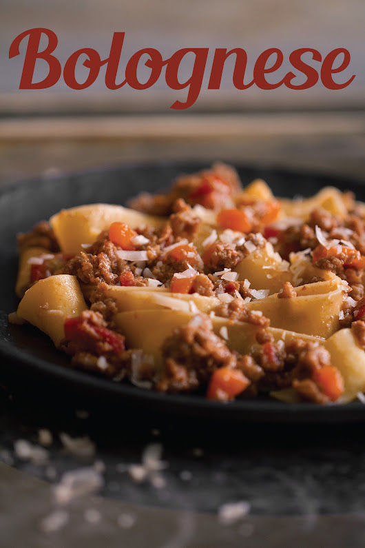Winter Comfort Food: How to Cook Bolognese - SippitySup