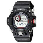 Casio G-Shock Rangeman Gw9400-1 Watch - Black