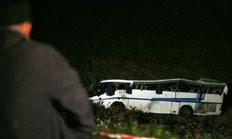 Τραγικό δυστύχημα με εννιά νεκρούς και δεκάδες τραυματίες