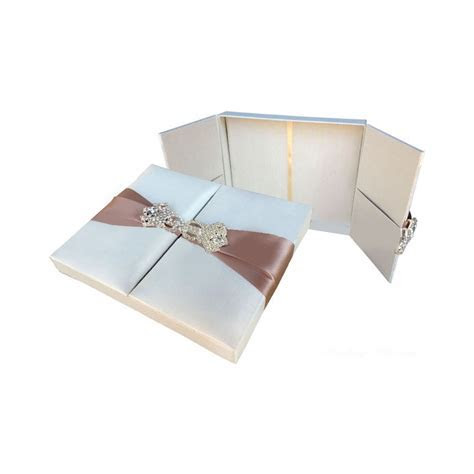 Wedding Box Wholesale Of Luxury Embellished Silk