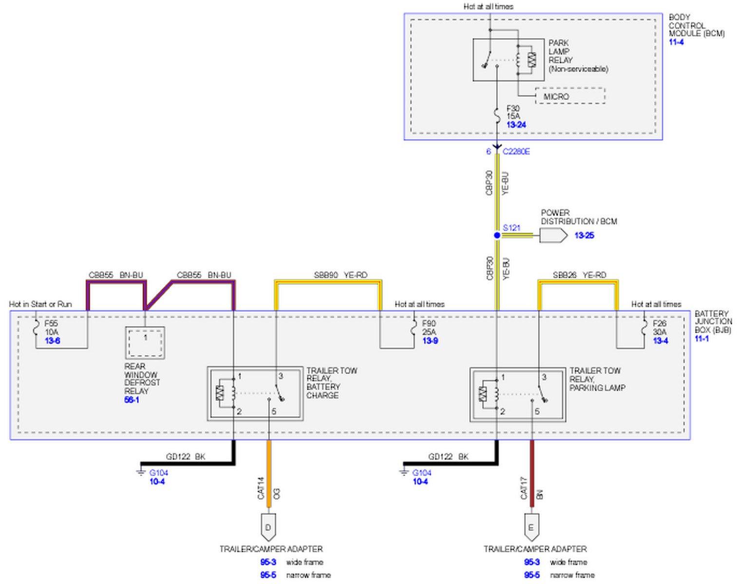 Diagram Ford F 350 Trailer Wiring Diagram Full Version Hd Quality Wiring Diagram Uwiringx18 Locandadossello It
