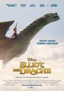 Elliot, der Drache Filmplakat
