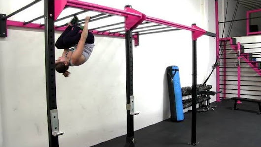 A Monkey Bar Workout that Boosts Your Upper Body Strength and Makes You Feel Like a Kid Again