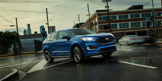 2019 Ford Edge To Use AI To Engage AWD | Ford Authority
