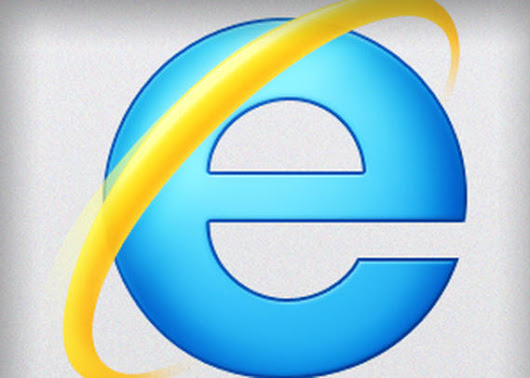 Time to upgrade to Internet Explorer 11