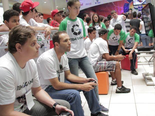 Jogos do PES 2013 passaram a ter duração de 10 minutos neste ano (Foto: Arroba Junior / Divulgação)