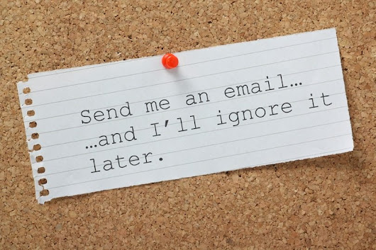 Inbox Productivity - 5 Tools for Reclaiming Your Email Hours