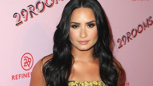 Demi Lovato SLAMS Time for Choosing Trump as Person of The Year Runner-Up #celebrities #celebrity #celebs...