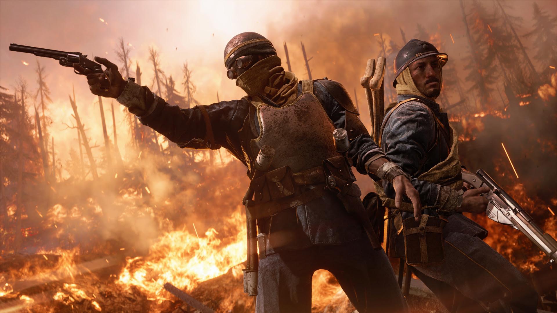 latest Battlefield 1 Update [1920x1080]