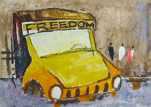 freedom kagyah