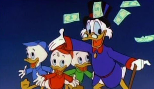 Woo-oo! A New DuckTales Series is on the Way - Overmental