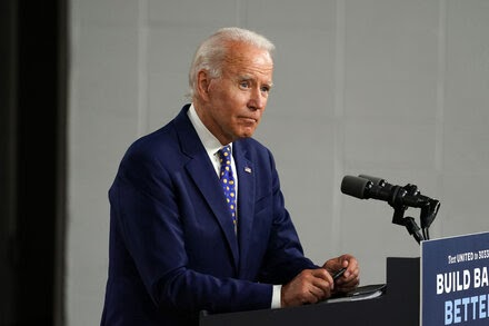 TREND ESSENCE:Lobbying Intensifies Among V.P. Candidates as Biden's Search Nears an End