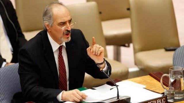 Syria, Bashar al-Jaafari's latest UN Security Council Speech