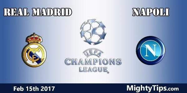 regarder Naples-Real Madrid en streaming sur PC en qualité HD et sans lags
