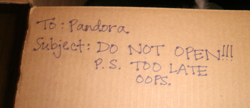 Pandora's Box by Vicious Bits, on Flickr