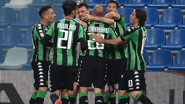 Assistir  Sassuolo x Napoli AO VIVO grátis em HD 23/04/2017