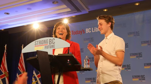 Strange bedfellows: B.C.'s 3 party leaders must court each other