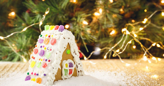 25 creative gingerbread houses to inspire you this holiday season