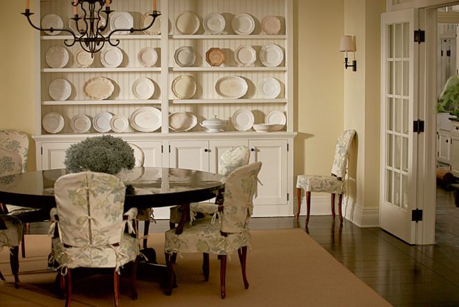 """A """"Something's Gotta Give"""" Dining Room Makeover"""
