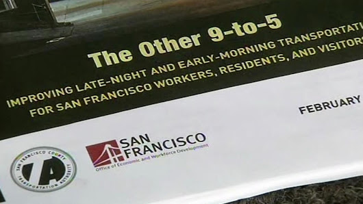 New plan aims to improve late night transportation in San Francisco |
