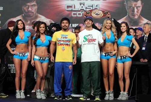 Preview: Manny Pacquiao vs Brandon Rios