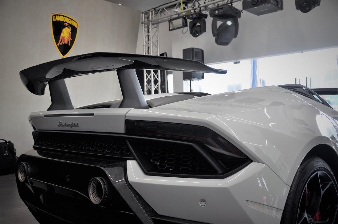 Lamborghini Kuala Lumpur Officially Reopens Updated