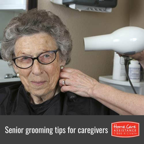 The Necessities of Senior Hygiene and Grooming