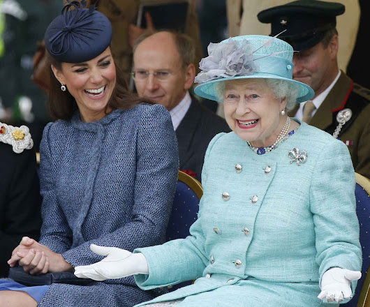 The Queen Just Fired The Royal Bra-Fitter! Here Are All The Titillating Details