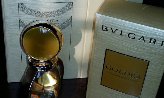 Christmas comes early, thanks to Bvlgari Goldea (Personal Experience)